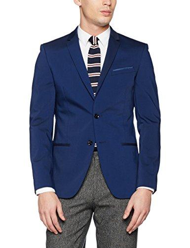 Celio Dudiam, Veste de Costume Homme Bleu (Bleu)