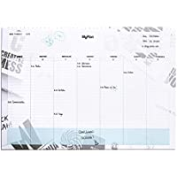 Planner Settimanale da Tavolo - Organizer A3 43x30 a strappo - Agenda appuntamenti ed impegni