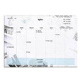Planner Settimanale da Tavolo – Organizer A3 43×30 a strappo – Agenda appuntamenti ed impegni