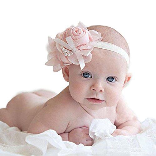 susenstone-1pcs-strass-carino-insolito-angel-baby-perla-del-fiore-hairband-fascia-rosa