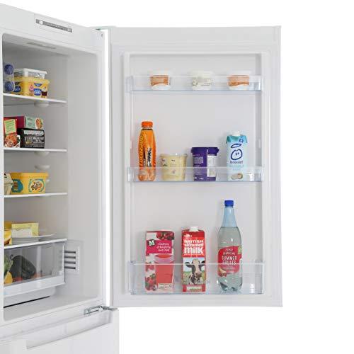 41BPy0tjmTL. SS500  - Bosch KGN34NW3AG Serie 2 Freestanding Fridge Freezer, No Frost, 297L capacity, 60cm wide, White