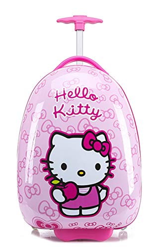 "genetic, Valigia per bambini Avorio Hello Kitty With Apple 16\"""