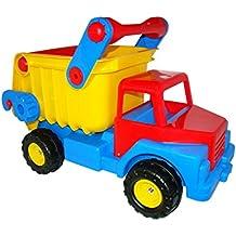 Wader 37909 - Camión No.1, camiones volquetes grandes, alrededor de 74 x 54 x 44 cm