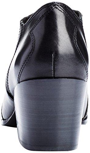 Aldo Ibilalla, Bottes  femme Noir - Black (Black Leather/97)