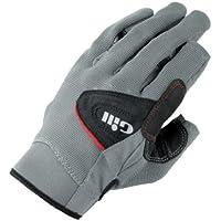 Gill Deckhand JUNIOR Glove Long Finger Grey/Black 7051J Size-- - Junior