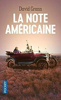 La note américaine par David Grann