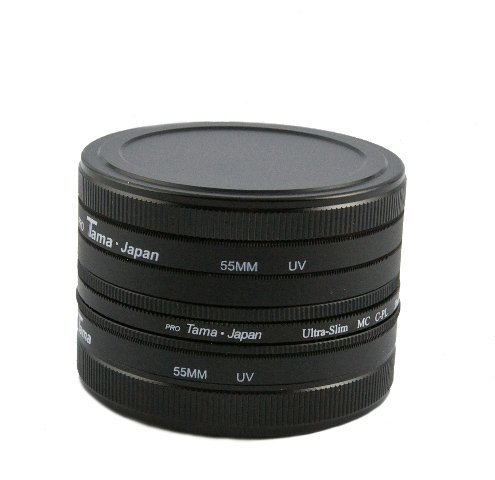 Metall Filter Container Stack Cap für 55mm Filter 55 Mm Lens Cap