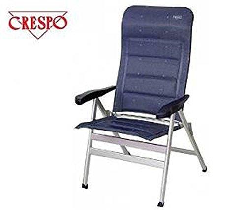 Aluminium chaise de camping haut avec appuie-tête rembourré amovible 120 cm-dossier-léger en aluminium de 4,8 kg-chaise - 8 positions-sTABIELO exklusiv-fauteuil à dossier 120 cm-couleur : anthracite charge max. : 120 kg-hOLLY sunshade contre supplément disponible avec fÄCHERSCHIRMEN hOLLY hOLLY-® produits sTABIELO-innovation fabriqué en allemagne-repose-pieds-accessoires disponibles