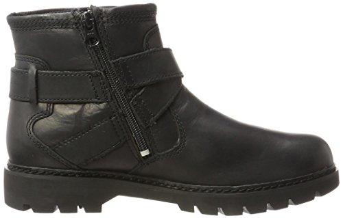 Caterpillar Damen Rey Biker Boots Schwarz (Womens Black)