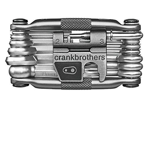 Crankbrothers Multitool 19 Werkzeug Farbe Grau