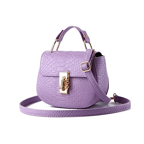 Ddfly - Sacchetto Bambina Donna Purple