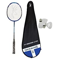 Browning Oxylite Ti 90 Badminton racket + 3 x shuttles + Cover