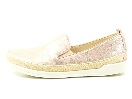 Caprice 9-24201-20 Schuhe Damen Halbschuhe Slipper Sneaker, Schuhgröße:38.5;Farbe:Rosa