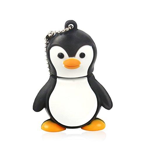 DDGE DMMS Novedad Penguin USB Stick 16GB Memory