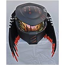HAT 106 - Casco con diseño de «Depredador», ...