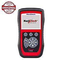 Autel AutoLink جهاز فحص وتشخيص الأعطال أوتيل ماكسي سكان إم إسOBDII EOBD CAN Code Reader Car Code scanner Diagnotsic Tool Scanner (Maxicheck Pro)