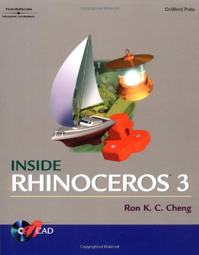 Inside Rhinoceros 3 - Rhino 3d-software