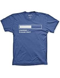 Varsity Punk Loading Please Wait T-Shirt