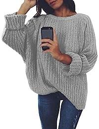 huge selection of a376b f38d7 Suchergebnis auf Amazon.de für: oversize pullover damen ...
