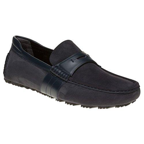 Boss Driver Moc Herren Schuhe Blau