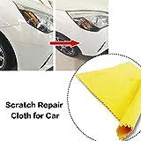 CricTeQleap Dauerhafte 1Pc Auto Objektiv Reparatur Kit DIY Quick Fix Riss Gebrochenes Rücklicht Glatte Oberfläche