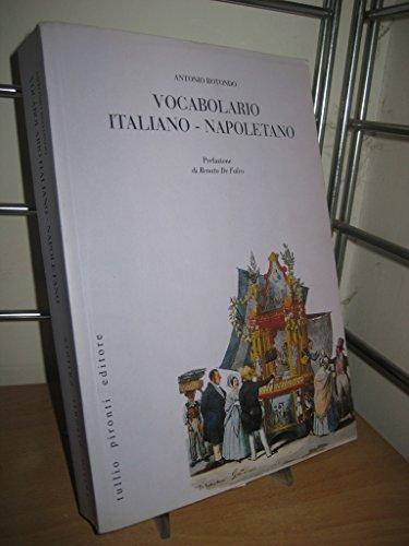 Vocabolario italiano-napoletano