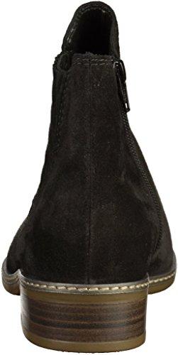 Gabor Shoes Comfort Sport, Stivali Chelsea Donna Nero (87 Schwarz Micro)