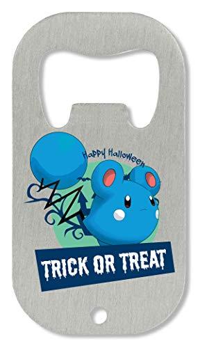 OpenWorld Sad Marill Happy Halloween Pokemons Trick Or Treat Anime Flaschenöffner