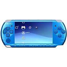 SONY PSP Playstation Portable Console JAPAN Model PSP-3000 Vibrant Blue [Importación Japonesa]