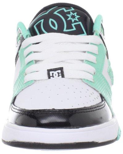 DC  Stance Low, Baskets mode pour garçon Black/Crazy Pink multicouleur - White/Black/Gray