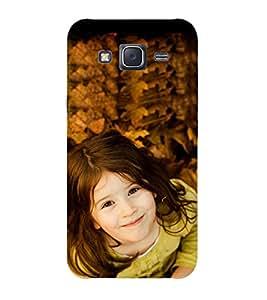 Doyen Creations Printed Back Cover For Samsung Galaxy E5