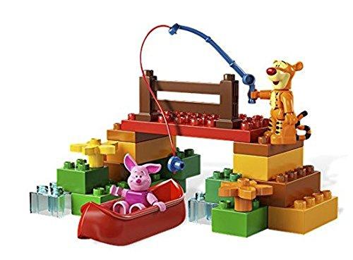 LEGO DUPLO - Winnie - 5946 - Jouet Premier Age - L' Expédition de Tigrou