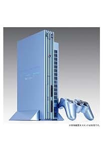Playstation 2 - PS2 Konsole, Aqua Blue