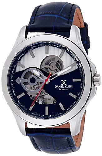 Daniel Klein Analog Gold Dial Men's Watch-DK11444-5