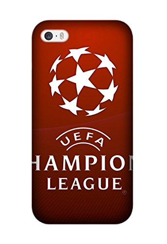 Cover iPhone 6-6S Plus Case, High Quality UEFA Champions League Logo Pattern TPU Skin Flexible Slim Soft Case for Cover iPhone 6-6S Plus P4R4ZW