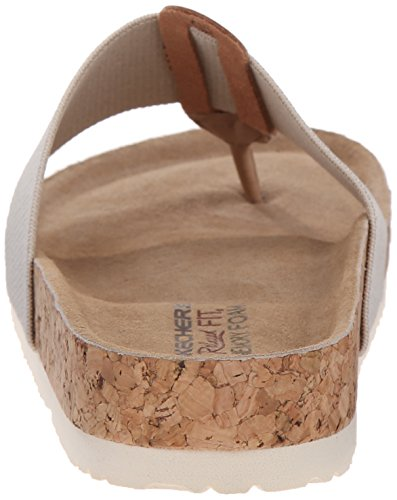 Skechers Cali Granola Shimmer schicke Flip Flop -