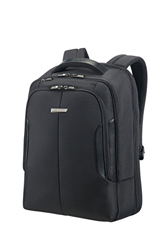 "Samsonite XBR Laptop Zaino 14.1"", Poliestere, Nero, 18.5 ml, 44 cm"