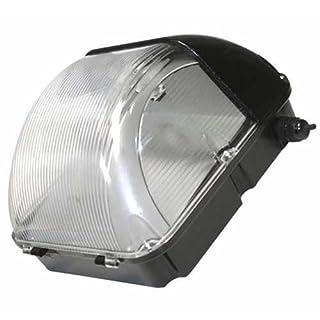 Ascot AWP70S Sodium Wall Pack Bulkhead Light Fitting + Lamp