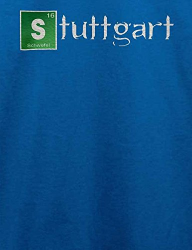 Stuttgart T-Shirt Royal Blau