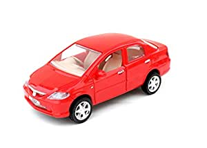 Centy Toys Honda City Car, Multi Color
