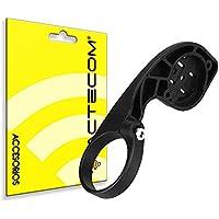 ACTECOM® Soporte manillar Garmin Edge y Bryton Rider 31.8mm Carretera y Montaña