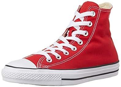 Converse Unisex Red Sneakers - 10 UK/India (44 EU)