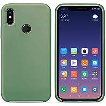 Funda Xiaomi Mi 8 SE Xiaomi Mi 8 Teléfono Móvil Silicona Bumper Case y Flexible Resistente
