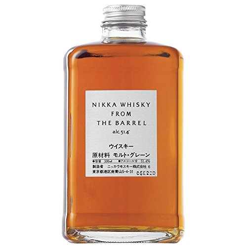 Nikka Whisky From The Barrel, 500 ml