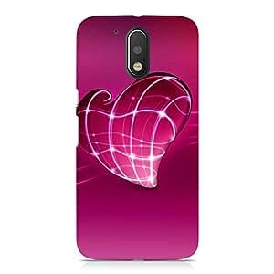 Hamee Designer Printed Hard Back Case Cover for HTC 10 Design 3647