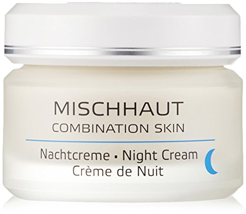 Annemarie Börlind Mischhaut femme/woman, Nachtcreme, 1er Pack (1 x 50 ml)