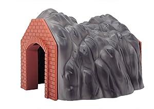 Märklin Tunnel - partes y accesorios de juguetes ferroviarios (Túnel, Märklin, Gris, Naranja)