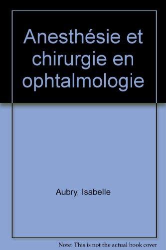 anesthsie-et-chirurgie-en-ophtalmologie