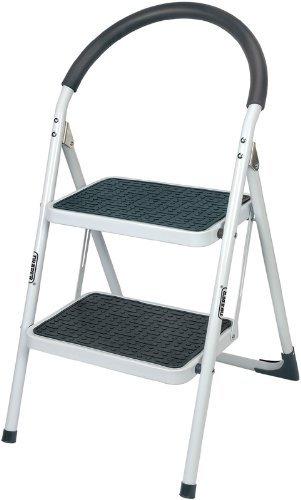 Draper Tools 04678 Two Step Steel Ladder Test