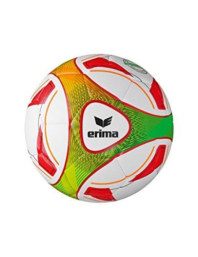 Erima Hybrid Training Fußball, rot/Orange, 3
